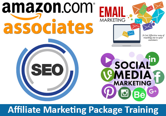 Amazon Affiliate Marketing Training in Dhaka