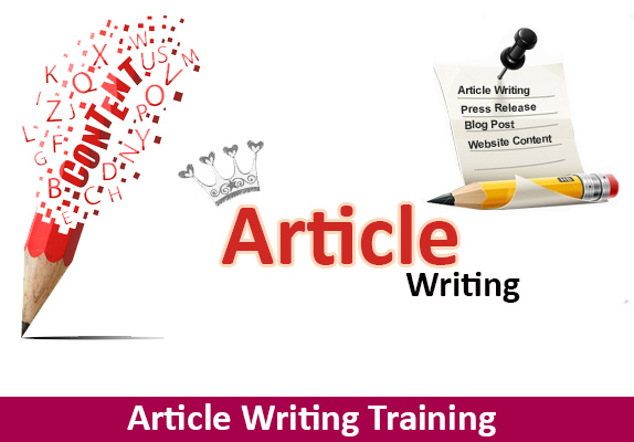 article writing training