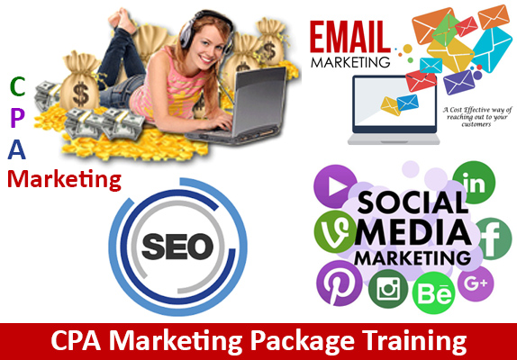 CPA Marketing Training in Dhaka