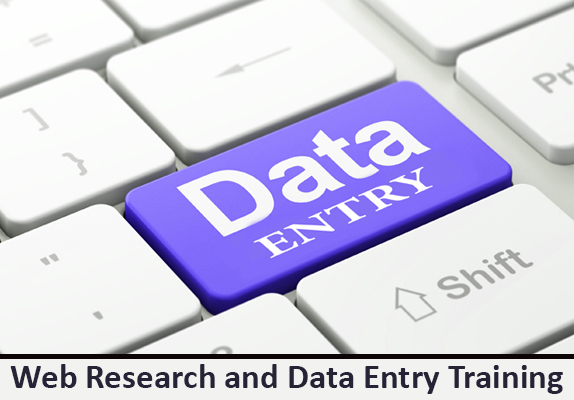 Data Entry Training